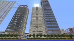 Historia High-Rise Minecraft Project