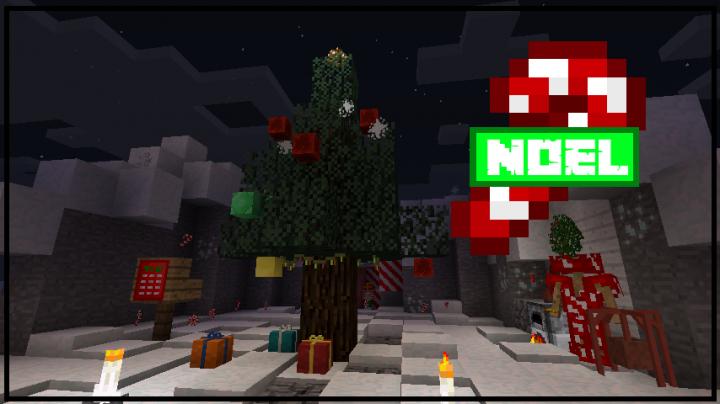 NOEL ~ Christmas Mod - Mods - Minecraft - CurseForge