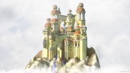 Zeus's Grand Temple Minecraft Project
