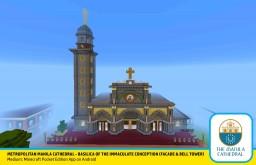 Manila Cathedral - Basilica Minecraft Project