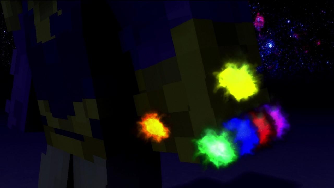 Infinity War Minecraft Blog