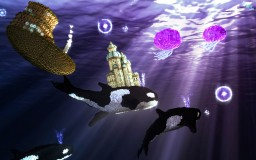 """Minecraft Underwater build """"Deep down"""" Minecraft Project"""