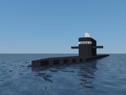 USS Attacker (new) Minecraft Project