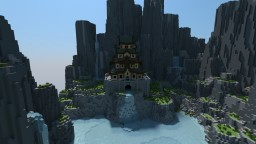 Oriental Mountain Temple Minecraft Map & Project