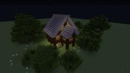 Little Survival House Minecraft Project