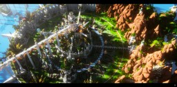 Aman, The immortal lands - 1500x1500 by Iskillia  [Deep Academy Application] [DOWNLOAD] Minecraft Map & Project