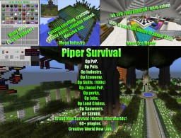 Piper Survival Minecraft
