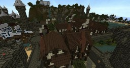 [ castle lividus of aeritus ] Minecraft Project