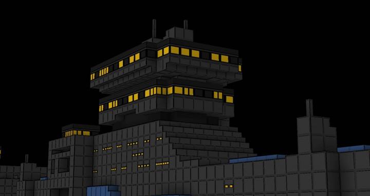 Progress Lighting Lucky Collection 14 5 In 2 Light: [ORIGINAL STARSHIP] : Hornet Class Light Carrier Minecraft