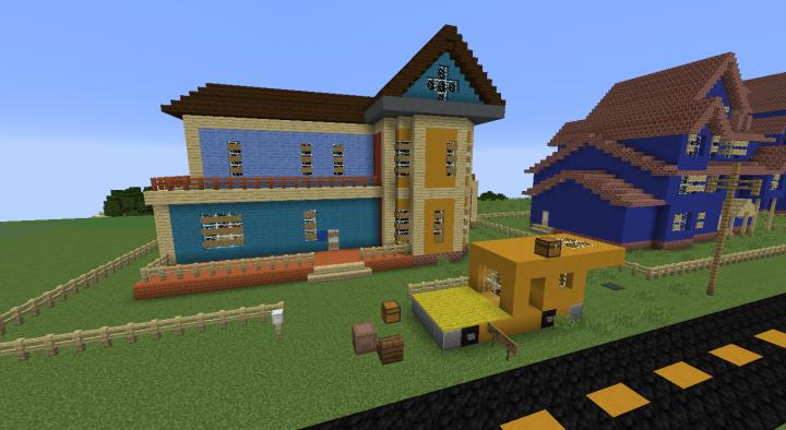 Beta Intro House