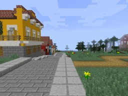 Brazilian Neoclassical City Minecraft Map & Project