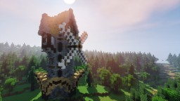 New project Medieval Village Minecraft Project