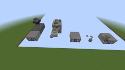 Modular Modern Sewer/ Water System, For Big Cities Or Entire Civilizations! Minecraft Map & Project