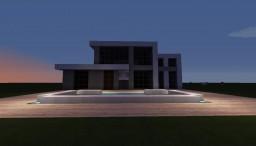 Modern House 7 Minecraft Project