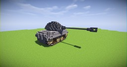 Tiger II Organic Minecraft Project