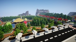 Launch Of MineCity 2.0 Server Minecraft Project
