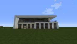 Modern House 8 Minecraft Project