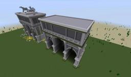"AoE 2 Wonder-like Roman ""Triumph Arch"" Minecraft Map & Project"