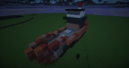 Shipwreck (hl2) Minecraft Map & Project