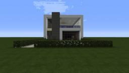 Modern House 9 Minecraft Project