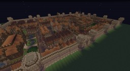 Medieval city (BIG) Minecraft Project