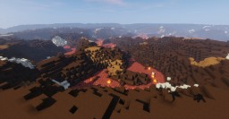 Order - Sullust: Sulfur Fields (Battlefront) Minecraft Map & Project