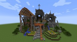 Villagers' new home Minecraft Project