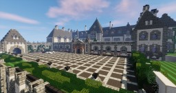 OHEKA Castle - 1920s Long Island Mansion Minecraft Project