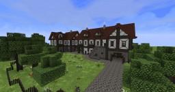 Haus zur Hasenpfote / House Rabbit Foot Minecraft Map & Project
