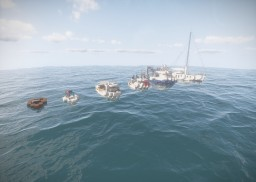 Different Boats Minecraft Project