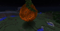 Halloween pumpkin Minecraft Map & Project