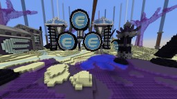 Enjin World - #EnjinCraft Minecraft Map & Project