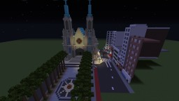 Sao Paulo City Full Scale by Sp4c3 Minecraft Project