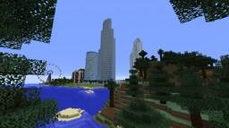 MUNDO GIANT Minecraft Project