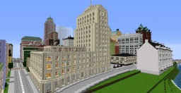 City Update 4 Minecraft Map & Project