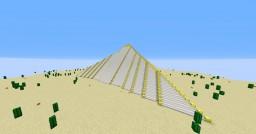 Fancy Pyramid Minecraft Project