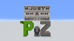 Just a PvZ Museum Minecraft Map & Project
