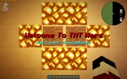 TNT Wars Minecraft Project