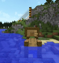 Pat's Underground Mansion Minecraft Map & Project