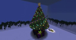 Journey to the Christmas Tree Minecraft