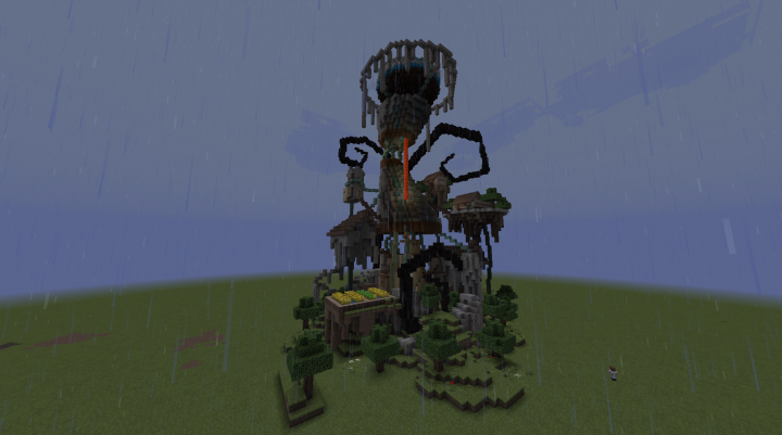 Front view with John Smith texture pack