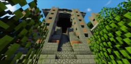 Temple by Mohamed_Nay Project contest entry Minecraft Map & Project