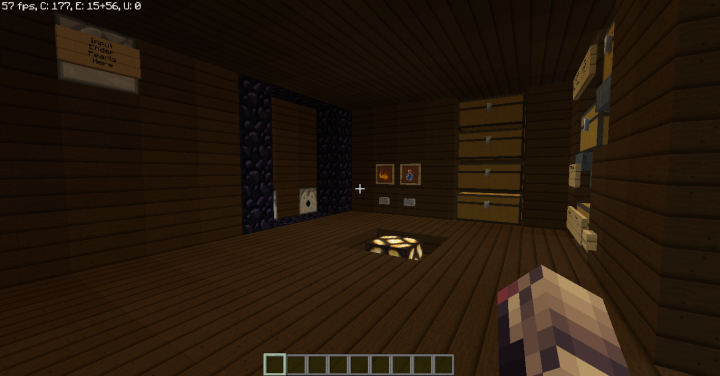 Brewing  Nether Room