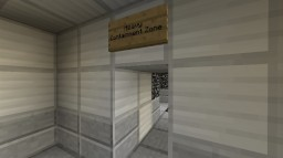 SCP Site 15 Minecraft Map & Project