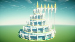 The Sky Temple - Monumental Temple Contest Entry Minecraft