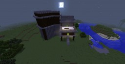 Zack's Mansion Minecraft Map & Project