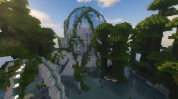 Lord Helix Temple Minecraft Map & Project