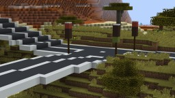 Road and traffic generator for Minecraft 1.12 Minecraft Map & Project