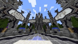 Iluminated Kingdom ✦ Server Hub ✦ 8 Portals ✦ Created by ιиfιиιту вυιℓ∂ тєαм Minecraft Project