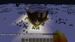 mumbo jombo 1 chunk piston house Minecraft Map & Project